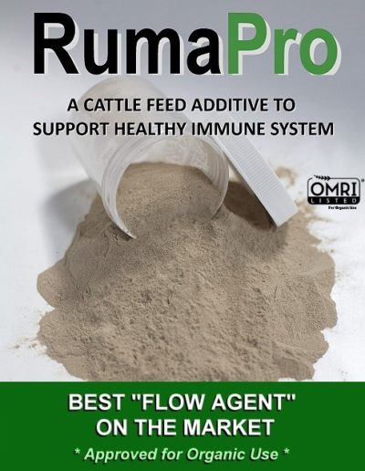 Feed Sources - RumaPro Organic Product Image